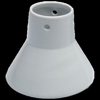 Keramik Hühnersitz