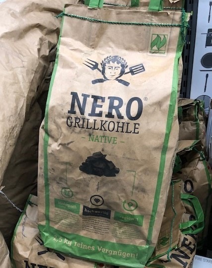NERO Grillkohle 2,5kg