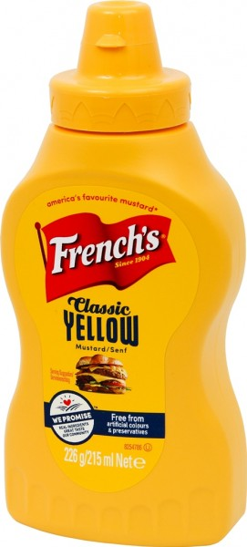 French`s Classic Yellow Mustard