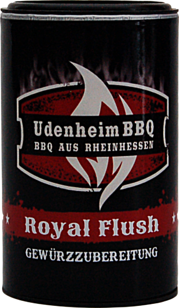 Udenheim Royal Flush Rub 120 g