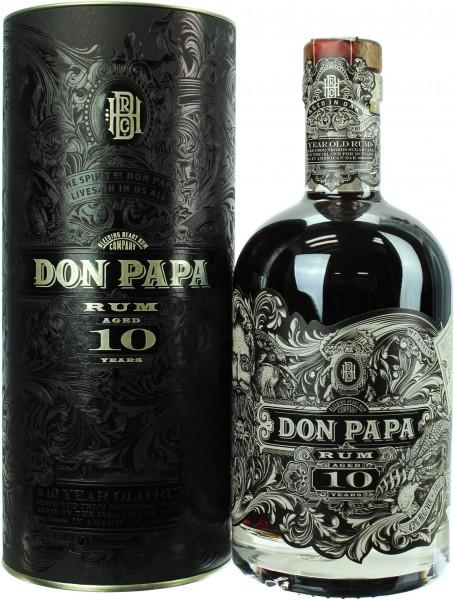 Don Papa 10 J. Rum