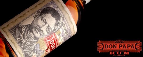 Don Papa Magnum 4,5 lt. Rum