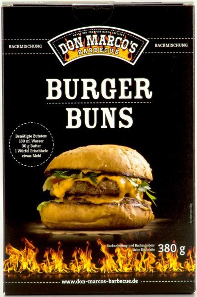 Backmischung - Burger Buns