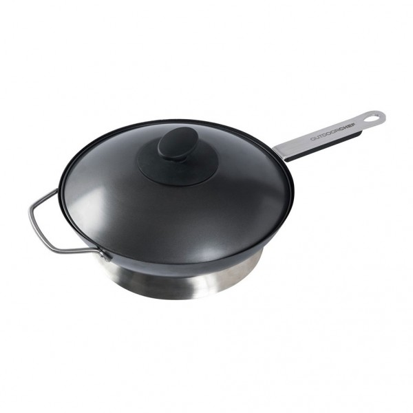 Barbeque Wok