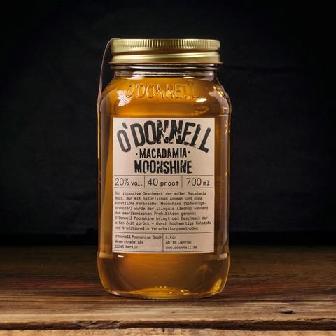 Macadamia, 700ml 20%vol