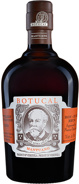 Botucal Rum Mantuano 40% VOL.