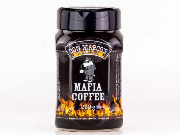 Mafia Coffee Rub