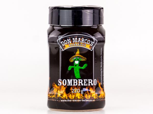 Sombrero Rub