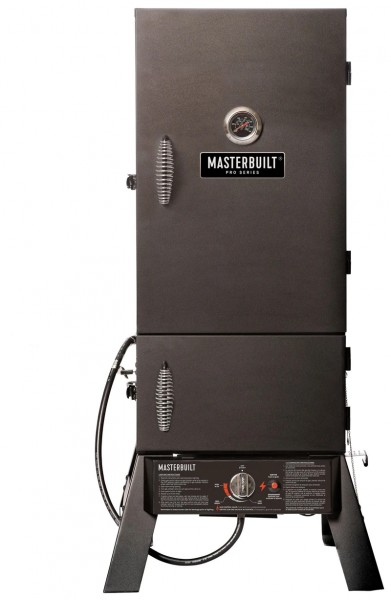 Dual Fuel Smoker (MDS230S)