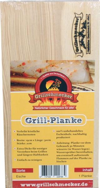 Grillplanke Kirsch