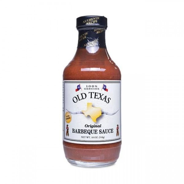 Old Texasl BBQ Sauce 455ml