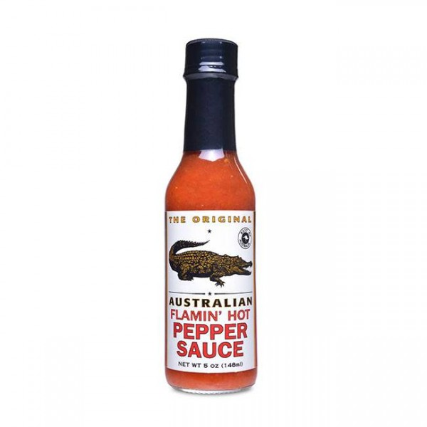 Flamin Hot Pepper Sauce 148ml