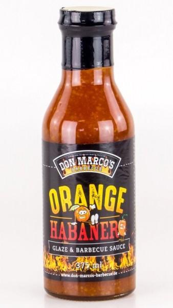 Orange Habanero Glaze