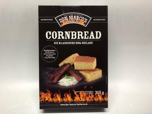 Backmischung Cornbread