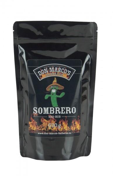 """Don Marco's """"Sombrero"""" macht aus jeder Party eine ordentliche Fiesta."""