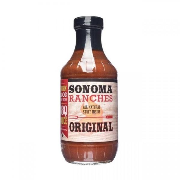 BBQ Sauce Original 455ml