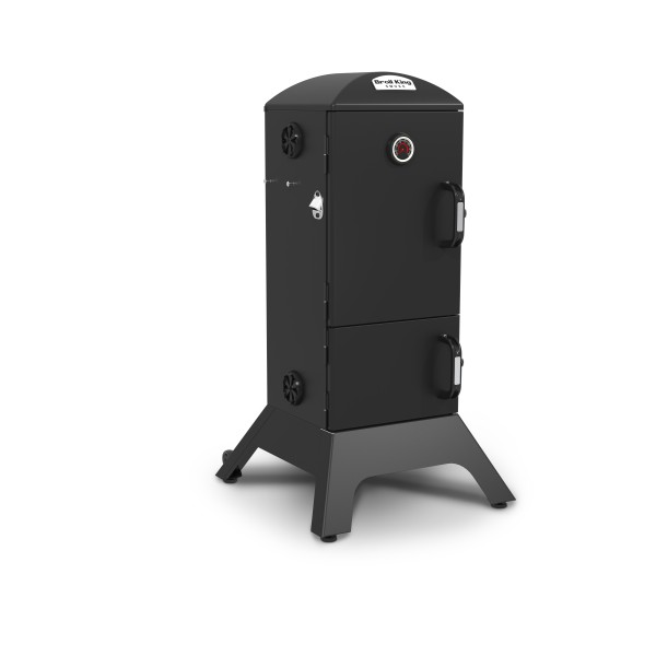 Vertical Charcoal Smoker