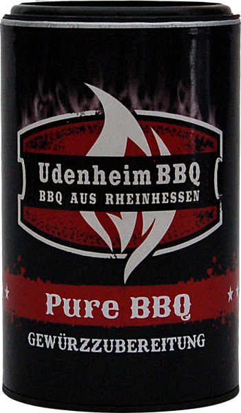 Udenheim pure BBQ 350g