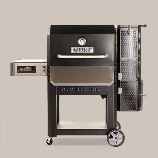 Gravity Series™ 1050 Digital Kohle Grill + Smoker
