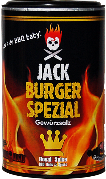 Jack Burger Spezial 100 g