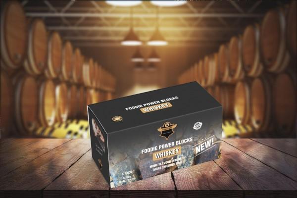 Foodie Power Blocks Whisky 4 x 200g