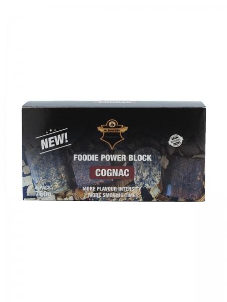 Foodie Power Blocks Cognac 4 x 200g
