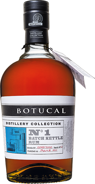 Botucal TDC No1 Batch Kettle 47%Vol.