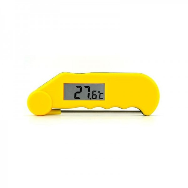 Gourmet thermometer yellow