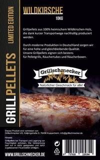 Grillpellets Sonderedition Wildkirsche 10kg