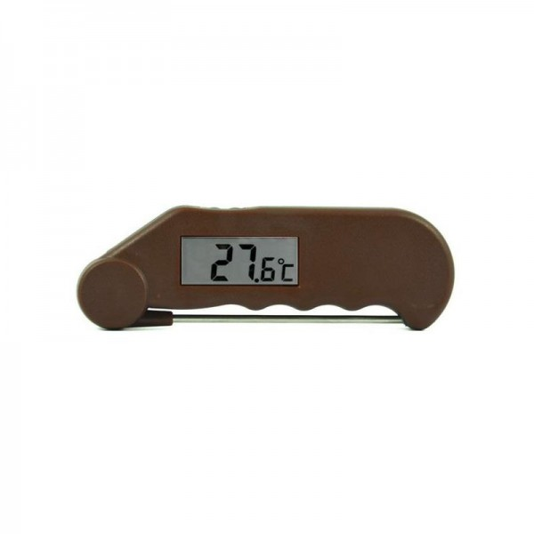 Gourmet thermometer blue
