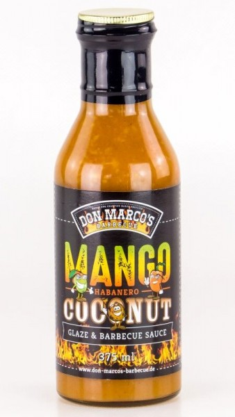 MangoHabiCoconut Glaze